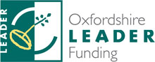 Oxfordfordshire LEADER logo